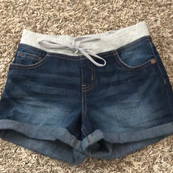 Other - dark blue justice shorts